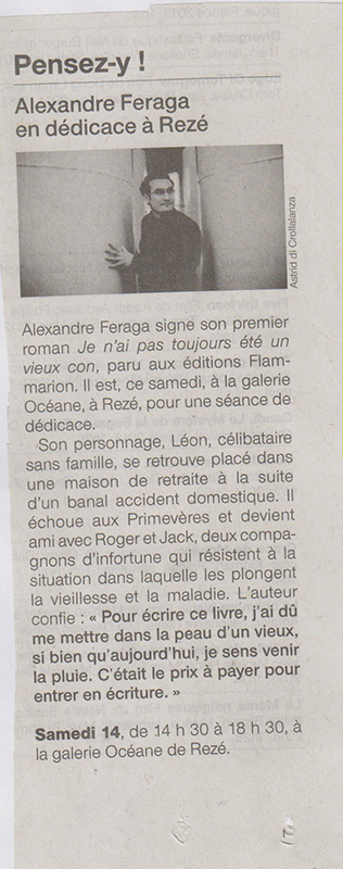 13.06.2014---OUESTFRANCE---ALEXANDRE-FERAGA