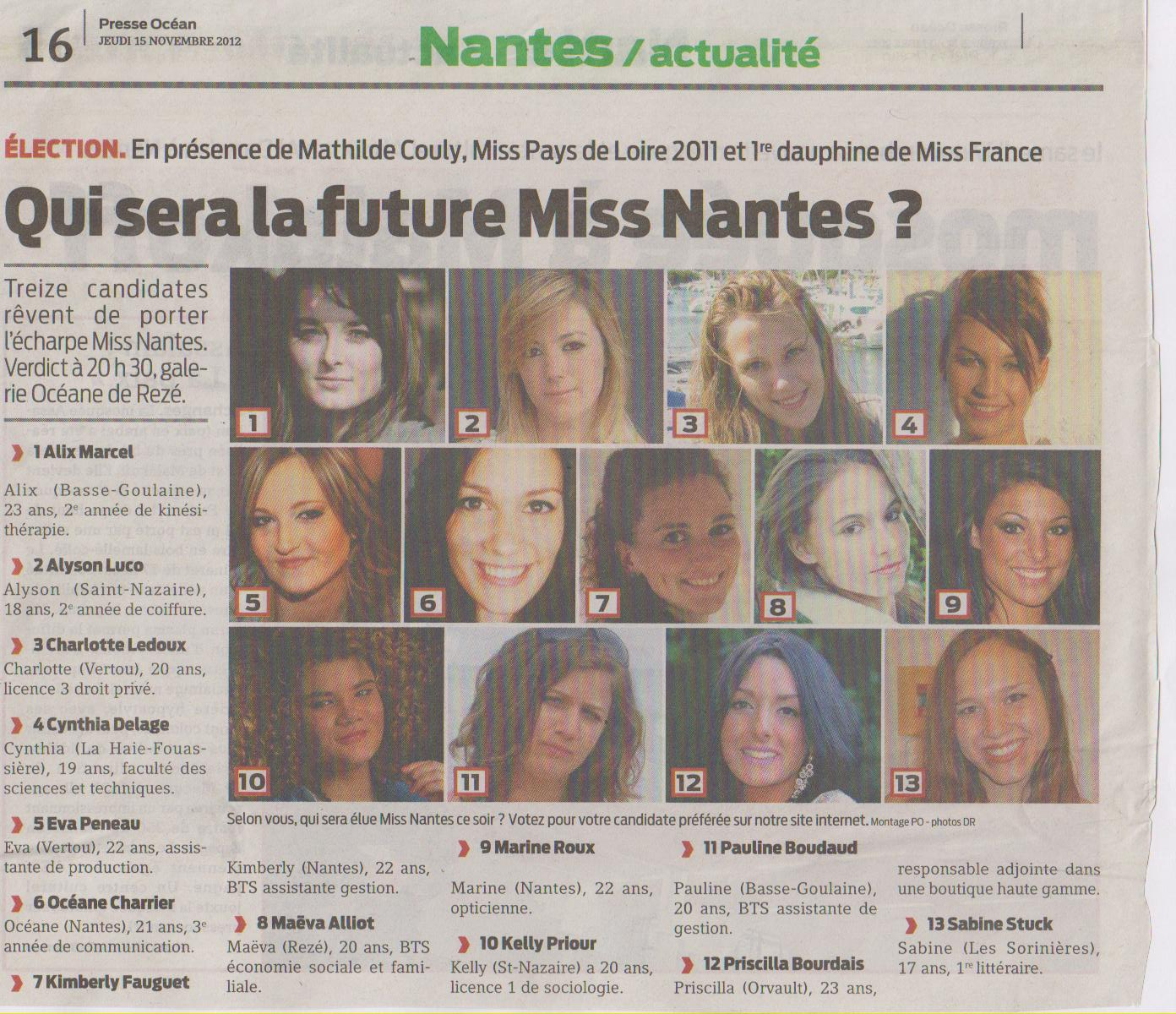 15-11-12 Future Miss Nantes