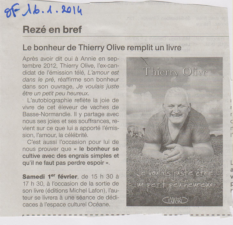 16.01.2014---OUEST-FRANCE---THIERRY-OLIVE