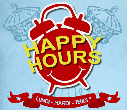 happy hour r de fête